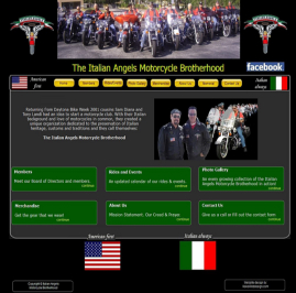 Italian Angels Motorcycle Brotherhood
