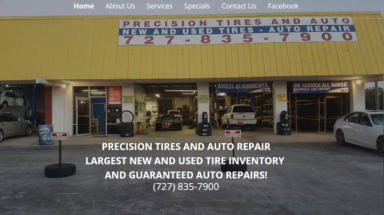 Precision Tires and Auto